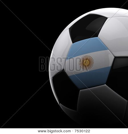 Argentinian Soccer Ball