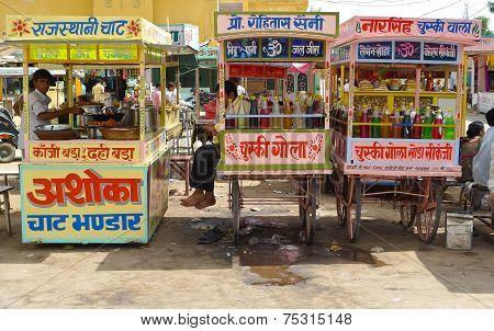 Refreshment Carts