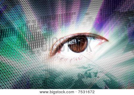 Moderne digital vision