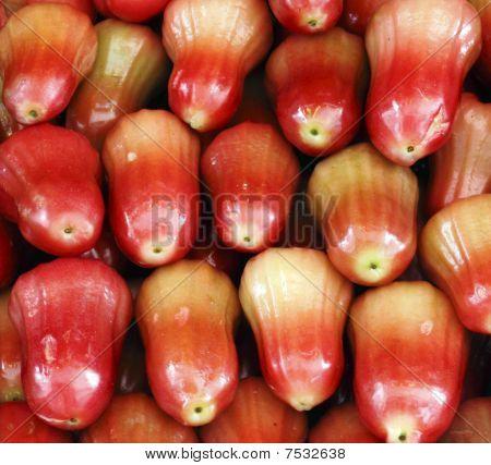 Roseapple fruit