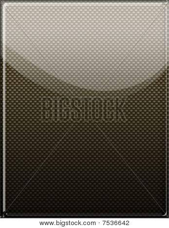 Amber Carbon Fiber