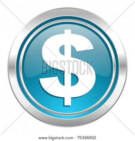 dollar icon, us dollar sign