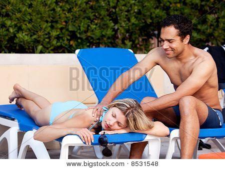 Luxury Back Massage