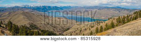 Lake Chelan Panorama
