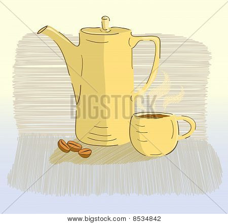 Coffee Stillife