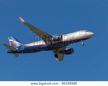 Airbus A320 B. Petrovsky