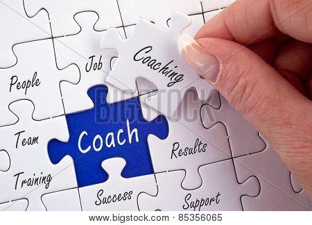 Coach and Coaching