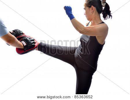 Woman ( Muay Thai)