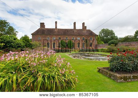 Barrington Court near Ilminster Somerset England uk Tudor manor house