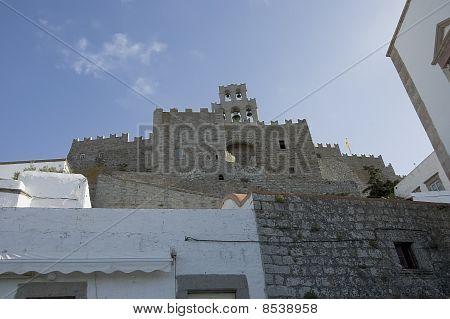 Monatery of St John in Patmos