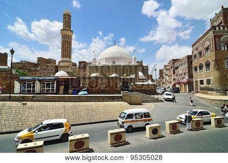 Yemen. Sanaa