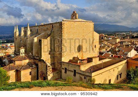 Santa Maria De Montblanc Church, Spain