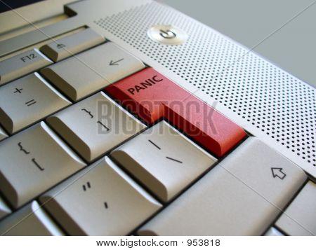 Panic Keyboard