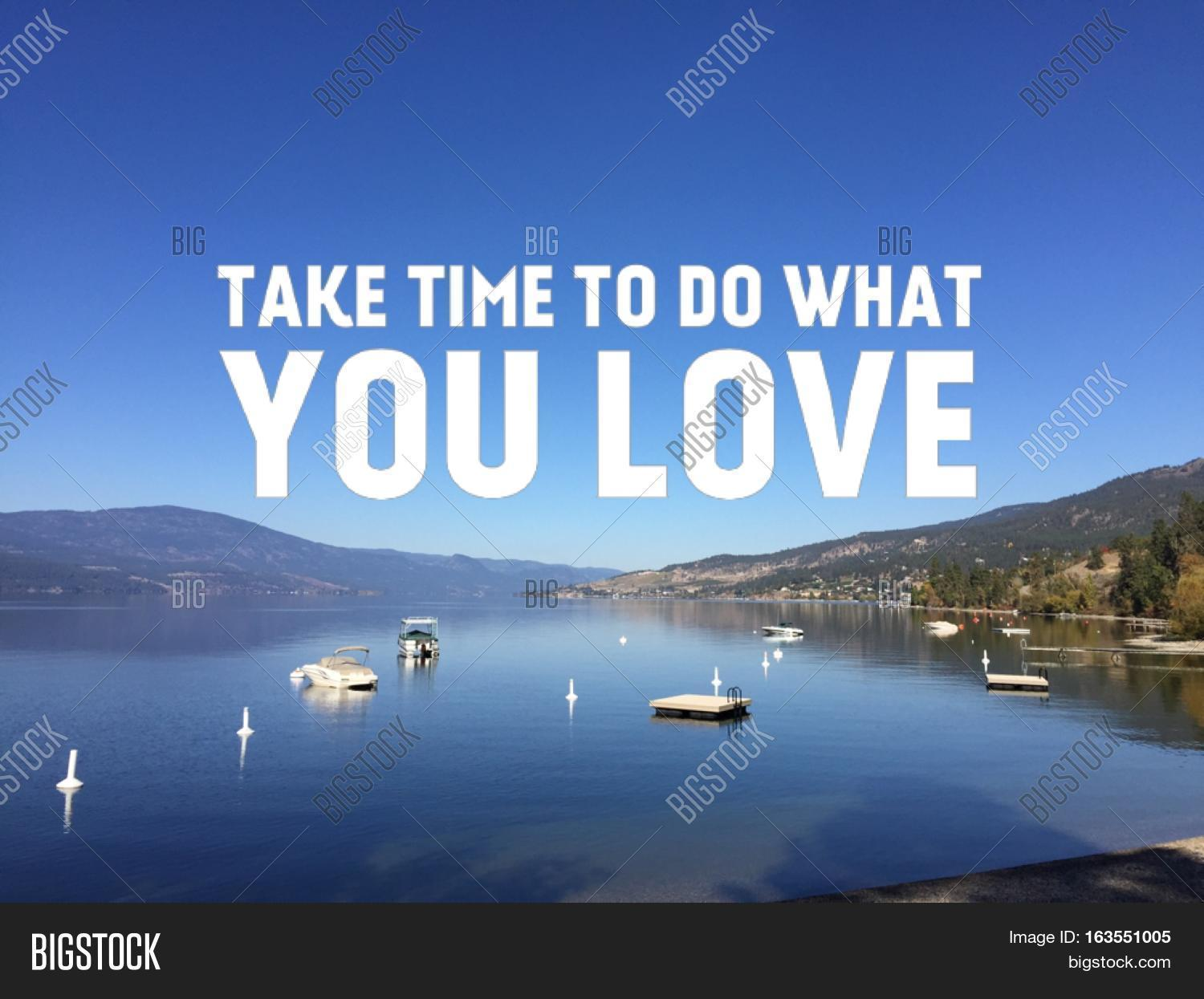Inspirational Quote Image Photo Free Trial Bigstock