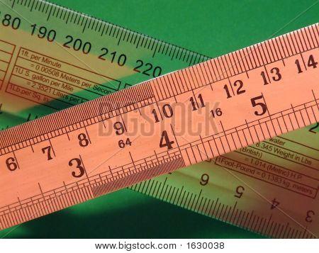 Rulers, #2 (Horizontal)
