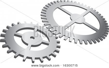 Clock pinion