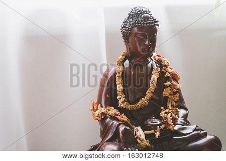 Buddha Statue Buddha Image Used As Amulets Of Buddhism Religion..