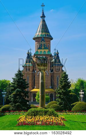 Timisoara Orthodox Cathedral