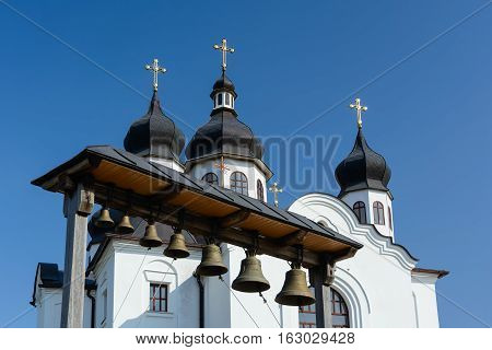 Church of the Intercession. The old church.