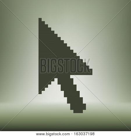 Vector Arrow Cursor Icon