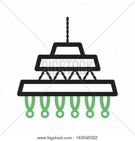 Lamp, oil, old icon vector image. Can also be used for oktoberfest. Suitable for mobile apps, web apps and print media.