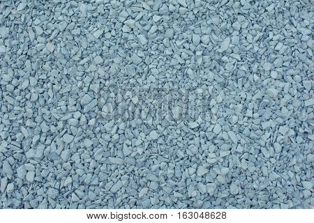 close up granite gravel background for mix concrete in construction industria