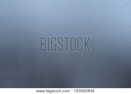 blue background with light pattern of many small irregular squares