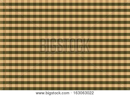 background with pattern of many squares in brown and beige colors