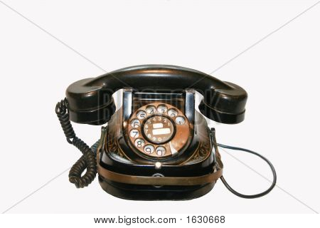 1930S Belgian Telephone A