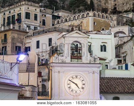 Views Of The Amalfi Coast, Positano, Ravello, Maiori, Amalfi, , Italy