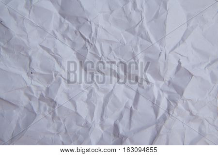 White Disastrously Paper Texture, Disastrously of white paper texture for background.