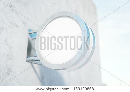 Empty Circular Stopper