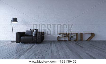 2017 Shelf In Living Room