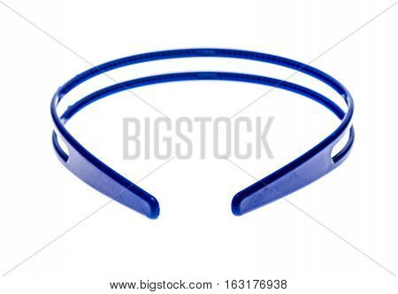 Hair Band, Headband Or Hair Hoop Isolated On White Background.