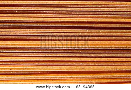 Close up image of whole wheat spaghetti