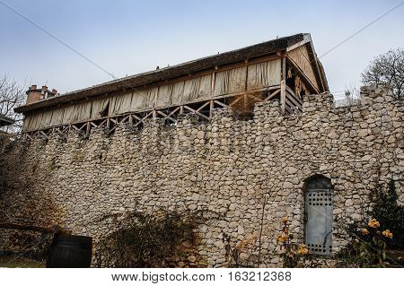Very Old Building