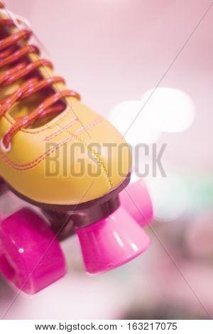 Rollerskates In Skate Store