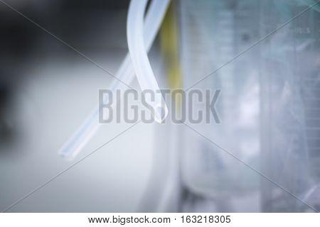 Medical Iv Drip In Hospital