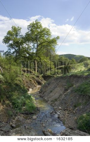 The Running Creek