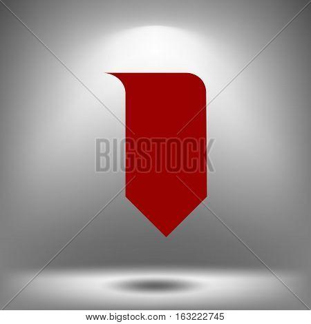 Bookmark Icon Vector