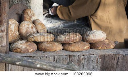 Bread Baked