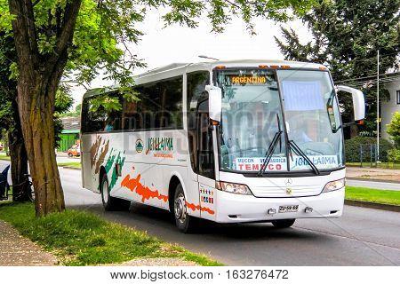 Intercity Coach Busscar