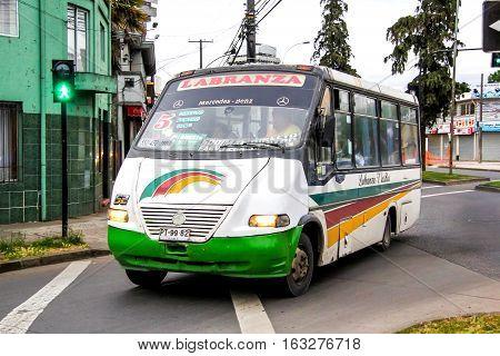 Small City Bus Metalpar