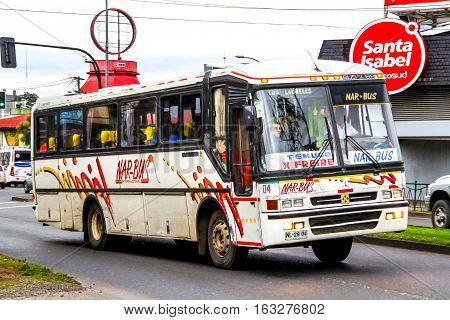 Small City Bus Busscar