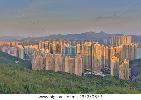 New Town Of Tseung Kwan O 2016