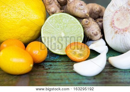 Ingredients to support the immune system during the cold season