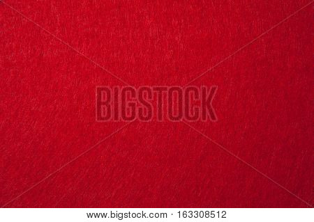 red felt texture - - for background