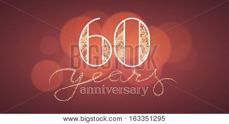 60th anniversary images illustrations vectors 60th for 60 wedding anniversary symbol