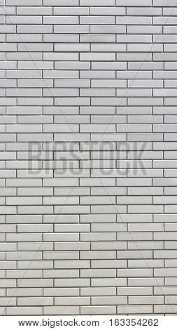 White Bricks - Vertical
