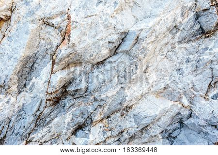 Closeup to surface of stone texture for background.